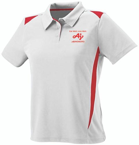 Ajinomoto Two Tone Ladies Sport Shirt