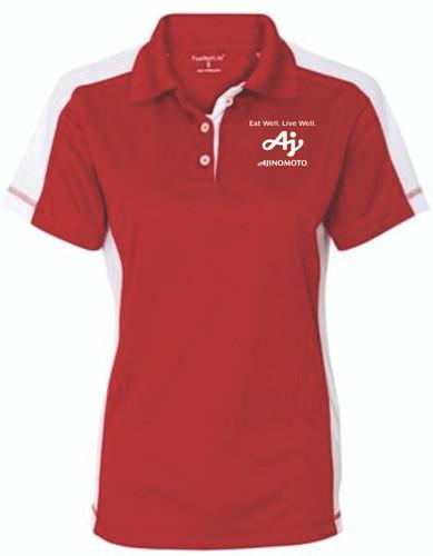 Ajinomoto Moisture Free Mesh Ladies Sport Shirt