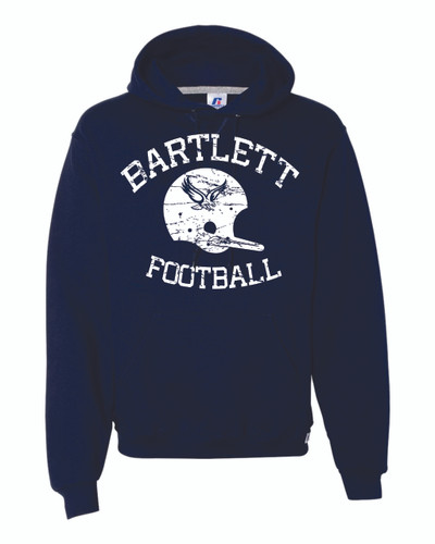 BHS Football Russell Dri Power Hoodie