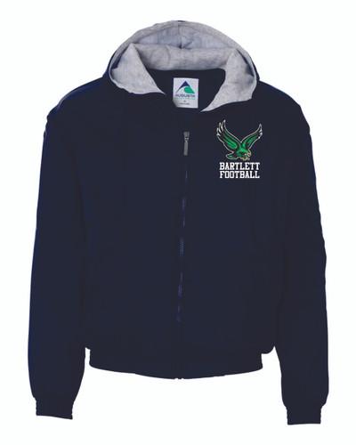 BHS Football Fleece Lined Jacket