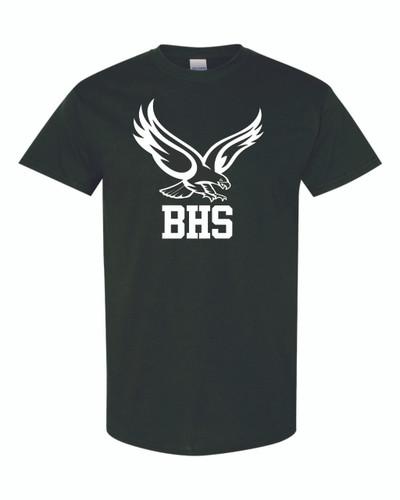 BHS Cotton T-Shirt - Green