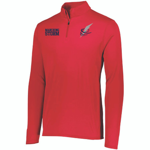 South Elgin Storm Band MARCHING - Light Weight Performance Quarter-Zip Pullover