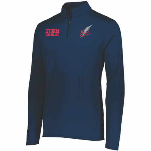 South Elgin Storm Band DRUMLINE - Light Weight Performance Quarter-Zip Pullover