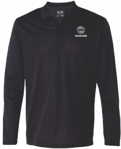 Maguire Adidas Climalite Long Sleeve Sport Shirt