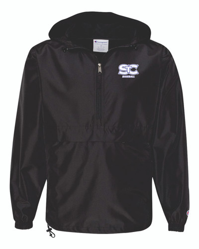 STC Baseball Champion Packable Quarter-Zip