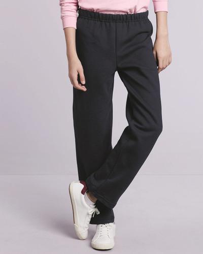 Gildan - Heavy Blend Youth Open-Bottom Sweatpants