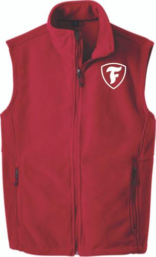 """Firestone """"F"""" Shield Fleece Vest"""