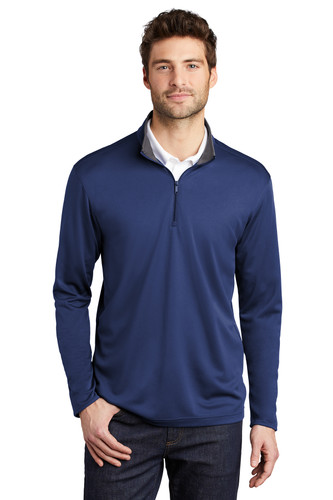 Port Authority Silk Touch Performance 1/4-Zip