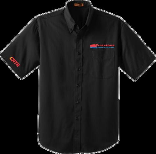 Firestone / QMI Short Sleeve Tech Shirt