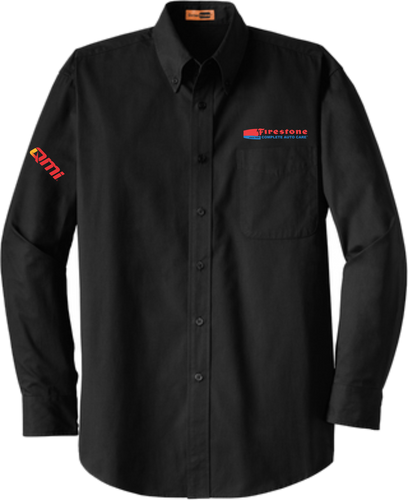 Firestone / QMI Long Sleeve Tech Shirt