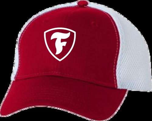 Firestone Puff F Shield Spacer Mesh-Back Cap