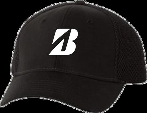 Bridgestone Puff B Spacer Mesh-Back Cap