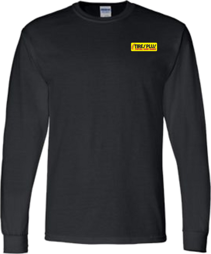 Tires Plus Long Sleeve T-Shirt - Assorted Colors