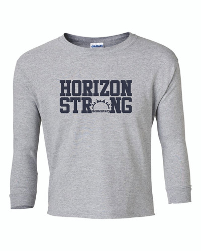 Horizon Elementary Horizon Strong Long Sleeve Shirt