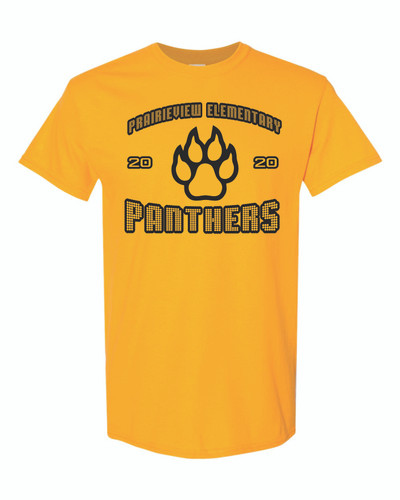 Prairieview Elementary Gildan T-shirt - Youth