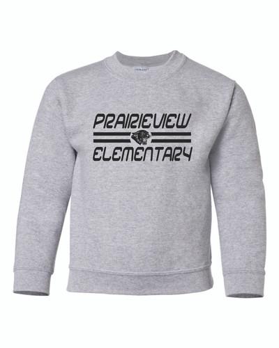Prairieview Elementary Gildan Sweatshirt - Youth