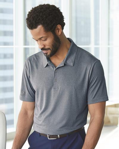 Adidas - Heathered Sport Shirt