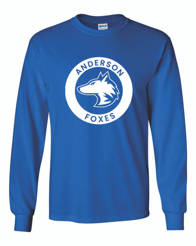 Anderson Elementary Long Sleeve T-Shirt