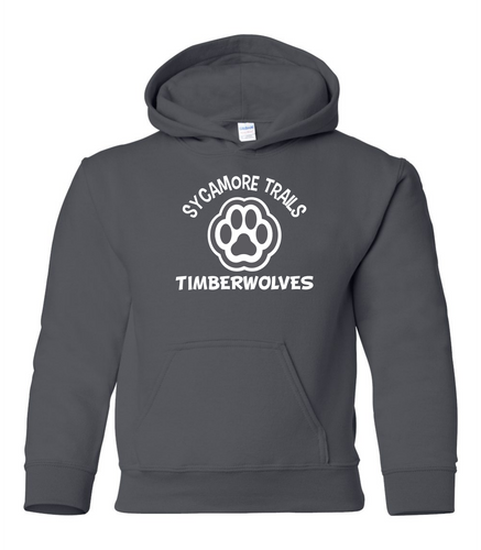 YOUTH Sycamore Trails Hooded Sweatshirt