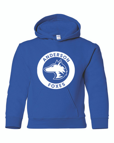Anderson Elementary Youth Hooded Sweatshirt