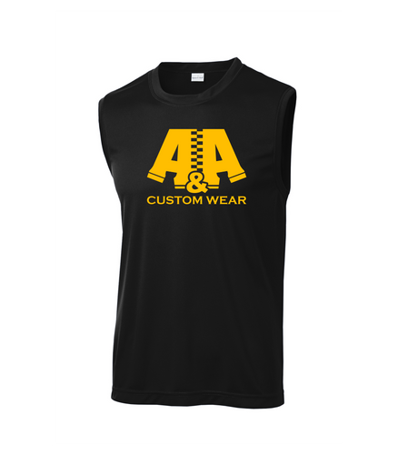 A&A Sport-Tek Sleeveless PosiCharge Competitor Tee