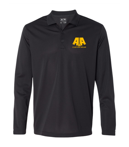 A&A Adidas - Long Sleeve Sport Shirt