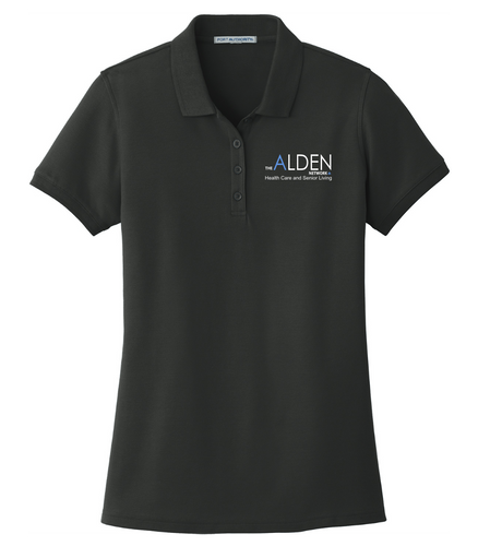 Alden Port Authority Ladies Core Classic Pique Polo