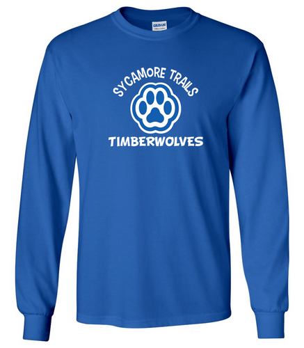 ADULT Sycamore Trails - Long Sleeve Shirt