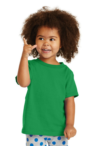 Port & Company® Toddler Core Cotton Tee