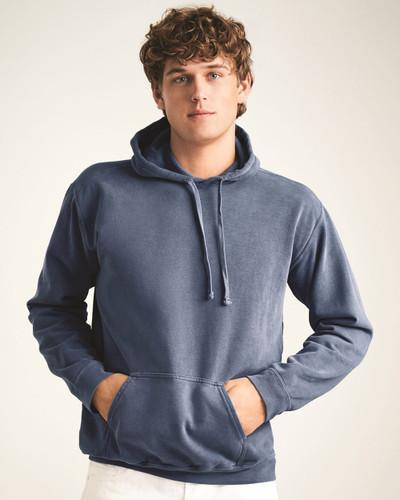 Comfort Colors - Garment-Dyed Hooded Sweatshirt