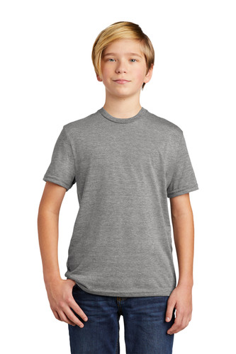 Allmade® Youth Tri-Blend Tee