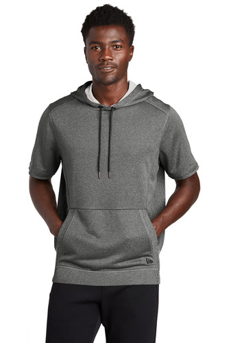New Era ® Performance Terry Short Sleeve Hoodie