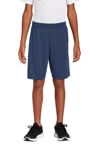 Sport-Tek® Youth PosiCharge® Competitor™ Pocketed Short