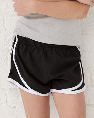 "Boxercraft - Girls' Velocity 2 1/4"" Running Shorts"