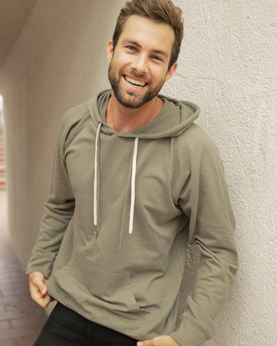 Independent Trading Co. - Icon Unisex Lightweight Loopback Terry Hooded Sweatshirt