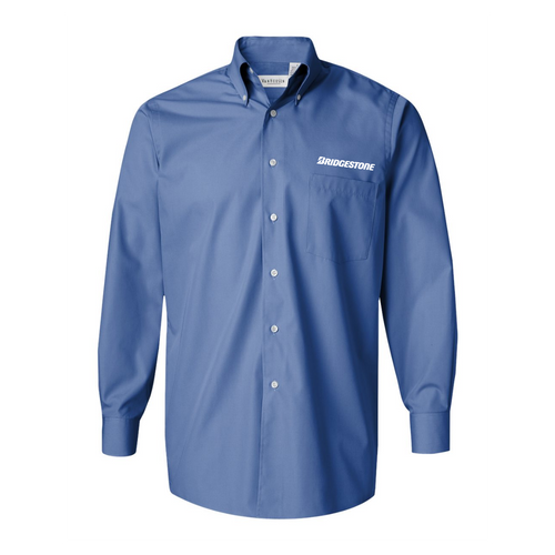 Bridgestone Van Heusen - Silky Poplin Shirt