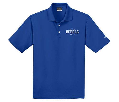 Rebels Nike Dri-FIT Micro Pique Polo