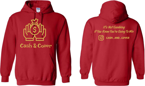 Cash & Cover Hoodie - Assorted Colors