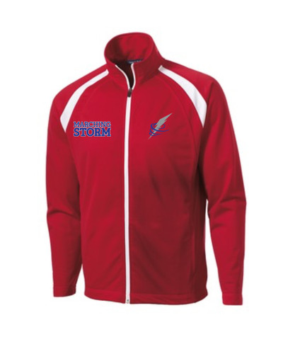South Elgin Storm Band MARCHING - Sport-Tek® Tricot Track Jacket