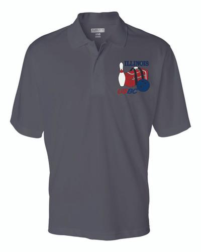 SWC Bowling Polo Logo #3