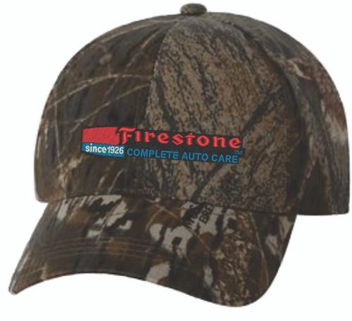 Firestone Camo Hat