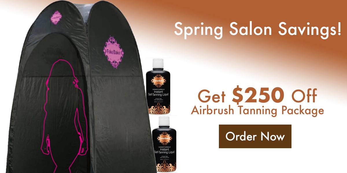 $250 Off Airbrush Tanning Package