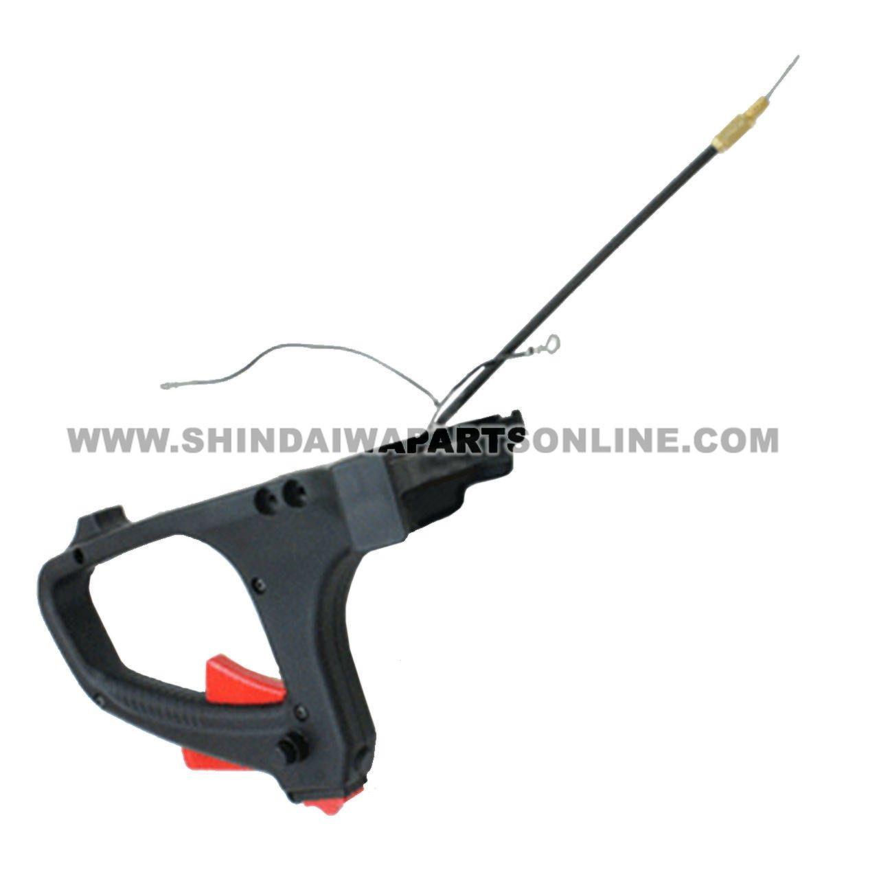 Shindaiwa C041000550 - Assy Rear Handle