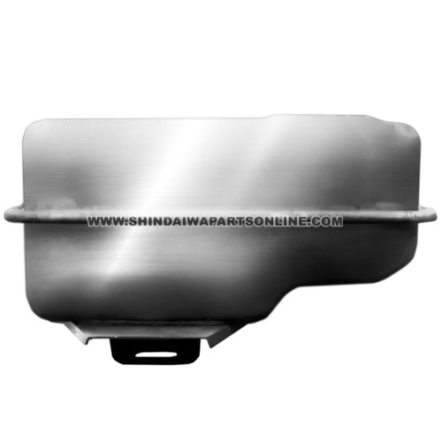 Shindaiwa T242 Muffler A030000110 back view