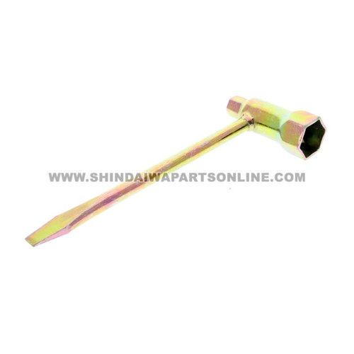 SHINDAIWA Plug Wrench Replaces 22167-91 X602000180 - Image 1