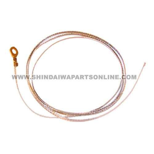 Shindaiwa V485001330 - Wire Braided Non-Insulated