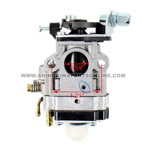 SHINDAIWA Carburetor Assy A021002040 - Image 2