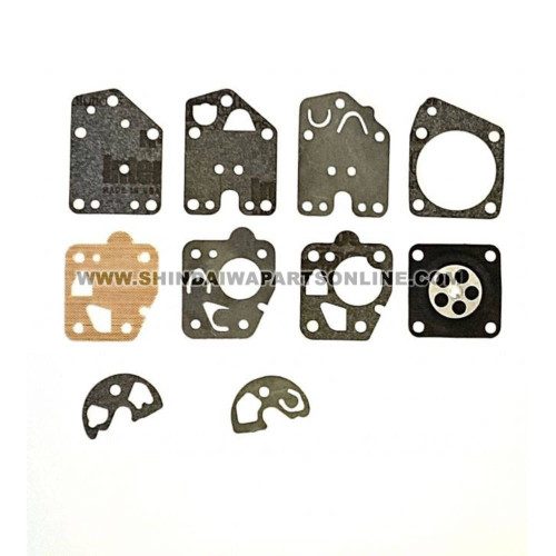 SHINDAIWA Gasket/Diaphragm Kit 99909-451 - Image 1