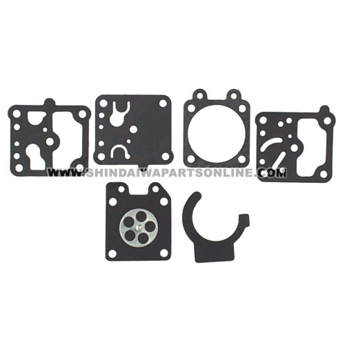 SHINDAIWA Gasket/Diaphragm Kit W 99909-106 - Image 1