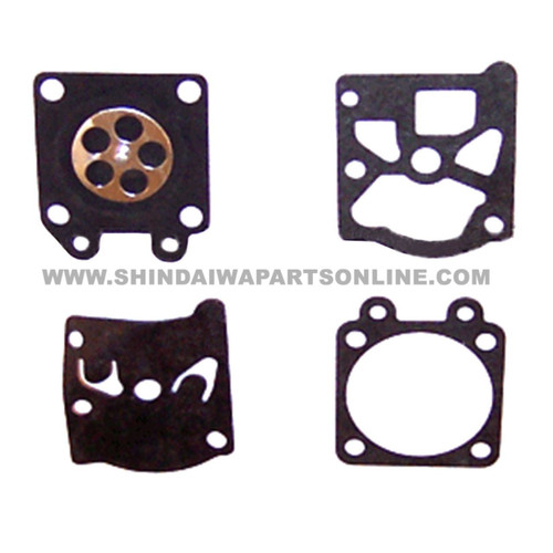 Shindaiwa 22128-81100 - Gasket & Diaphragm Kit